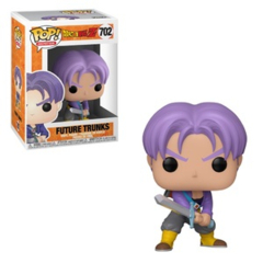 Pop!  Animation Dragon Ball - Future Trunks (with Sword) #702