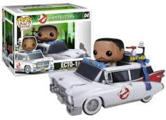 POP: ECTO-1 WITH WINSTON