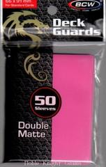 BCW 50ct Sleeves