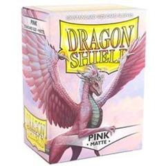 Dragon Shield Matte Sleeves (100ct) Pink