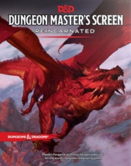 19238 5th Edition Dungeon Master's Screen
