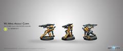 (0388) Wu Ming Assault Corps (Heavy RL) (280388-0617)