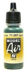 1007 Olive Green, Model Air Val71007