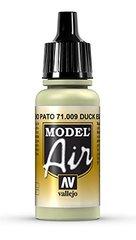 1009 Duck Egg Green, Model Air Val71009