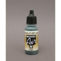 1021 Black Green, Model Air Val71021