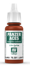 301 PA Light Rust, Panzer Aces Val70301