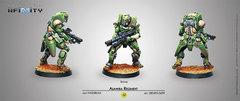 Asawira Regiment (Spitfire) (CVB 280493-0699)