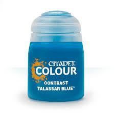 110-2939 Contrast: Talassar Blue (18ml)