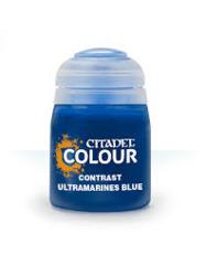 111-2918 Contrast: Ultramarines Blue (18ml)