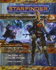 7201 Starfinder Adventure Path - Dead Suns: Incident At Absalom Station 1 of 6
