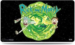 85650 Rick and Morty Playmat with Tube