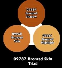 09787 Bronzed Skin Triad