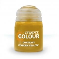 102-2910 Contrast: Iyanden Yellow (18ml)