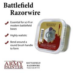 4118 Battlefields Razorwire