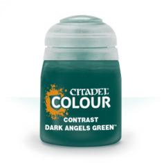 121-2920 Contrast: Dark Angels Green (18ml)
