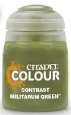 119-2924 Contrast: Militarum Green (18ml)