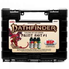 New 9967 Pathfinder Paint Set #1