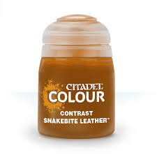 124-2927 Contrast: Snakebite Leather (18ml)