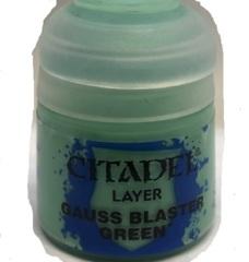 435-2278 Layer: Gauss Blaster Green (12ml)
