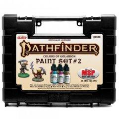 New 9968 Master Series Paints: Pathfinder Colors of Golarion - Paint Set #2