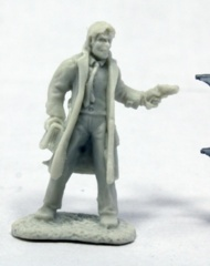 (91013) Deadland Noir Occult Detective