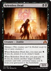 Relentless Dead - French Foil