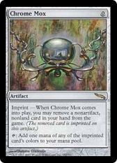 Chrome Mox - Border Extension