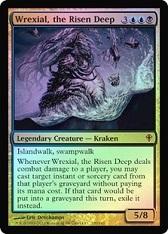 Wrexial, the Risen Deep - Foil Peel