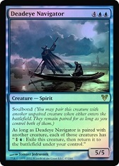 Deadeye Navigator - Art Altered