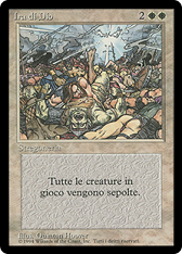 Wrath of God - FBB Italian