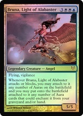 Bruna, Light of Alabaster - Border Extension Foil