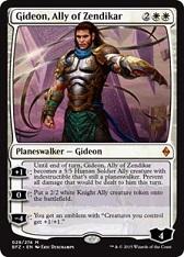 Gideon, Ally of Zendikar - Chinese