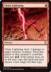 Chain Lightning - Japanese