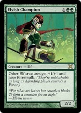Elvish Champion - Spanish
