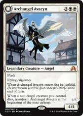 Archangel Avacyn - Russian
