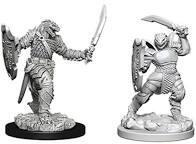 Nolzur's Marvelous Miniatures - Dragonborn Female Paladin