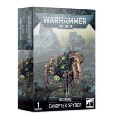 Necrons: Canoptek Spyder (Old)