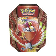 Mysterious Powers Tin - Ho-Oh-GX