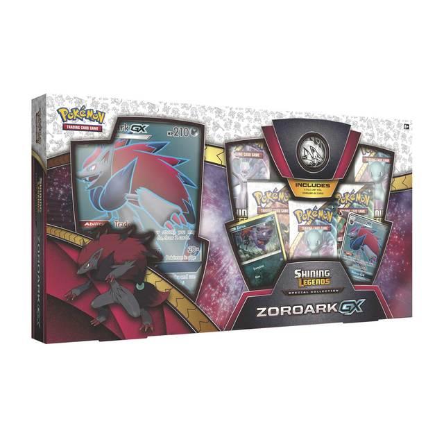 Shining Legends Collection—Zoroark-GX