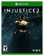 Injustice 2 Entry
