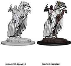 Pathfinder Battles Unpainted Minis - Knight On Horse