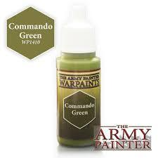 Warpaints: Commando Green 18ml