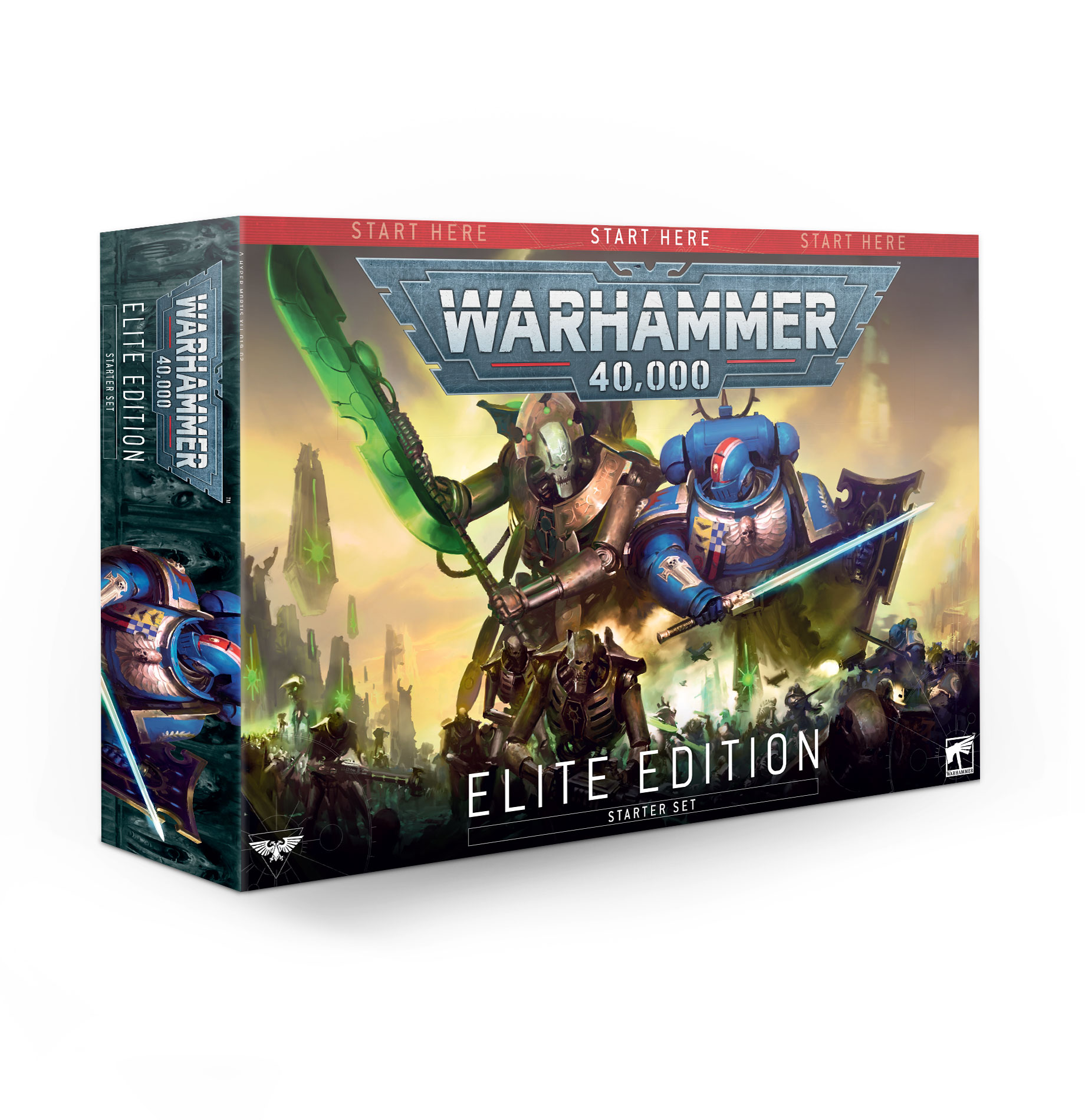 Warhammer 40,000 Elite Edition