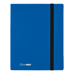 Ultra-Pro 9 Pocket binder blue