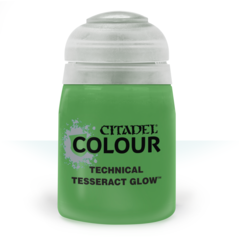 Technical: Tesseract Glow