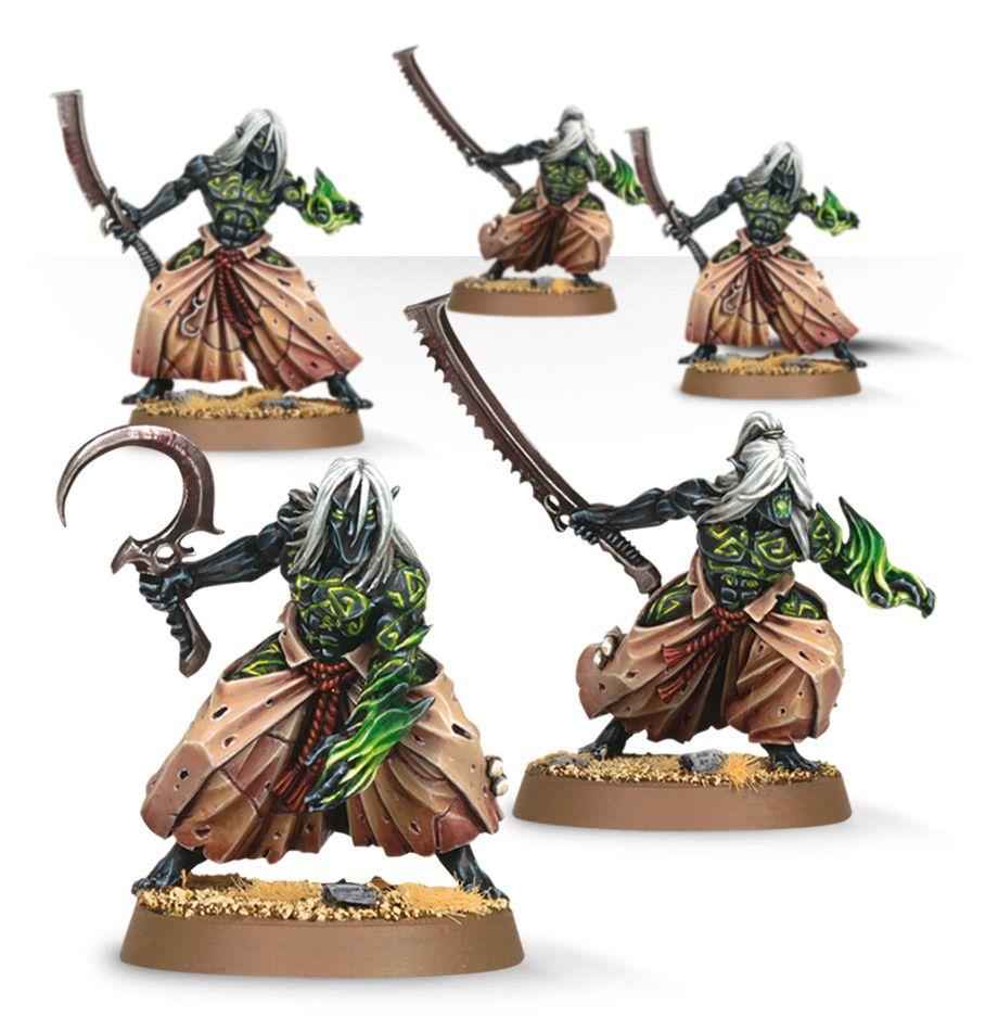 Dark Eldar Mandrakes