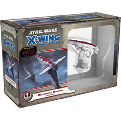 Star Wars X-Wing - The Last Jedi - Resistance Bomber Expansion Pack