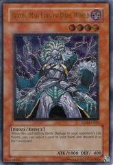 Brron, Mad King of Dark World - EEN-EN022 - Ultimate Rare - Unlimited Edition