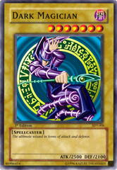 Dark Magician - SDY-006 - Ultra Rare - Unlimited Edition