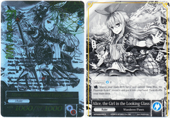 Alice, the Girl in the Looking Glass // Alice, the Valkyrie of Fairy Tales - WPR008/009